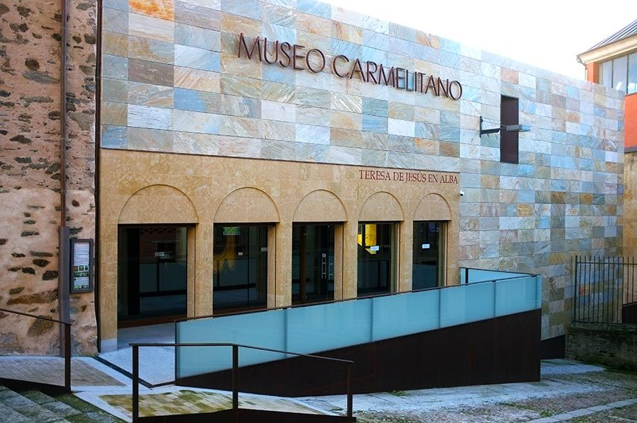 El Museo Carmelitano alcanza los 35.014 visitantes en el año 2014