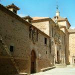 Fachada del Convento en Carmelitas Descalzas, Alba de Tormes