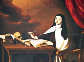 Cuadro de Francisco de Zurbarán en Carmelitas Descalzas, Sepulcro de Santa Teresa