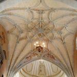 Bóveda de Crucería de la Antigua Capilla Mayor en Carmelitas Descalzas, Alba de Tormes