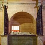 Sepulcro de Juan de Ovalle Godínez en Carmelitas Descalzas, Alba de Tormes