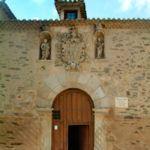 Puerta del Convento en Carmelitas Descalzas, Alba de Tormes