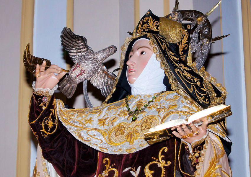 Celebración Del V Centenario De La Beatificación De Santa Teresa De Jesus