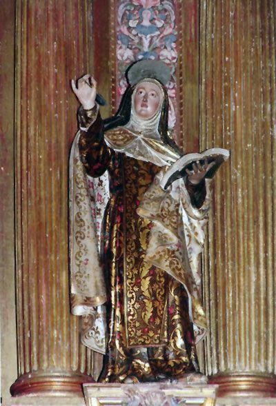 Santa Santa Teresa de Jesús