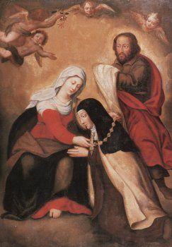 Teresa de Ávila y San José
