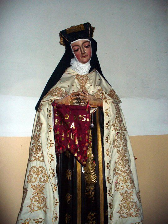 Santa Teresa de Jesús ( del Clavo)