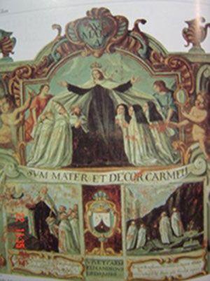 Nuestra Señora del Carmen y la Familia Carmelitana