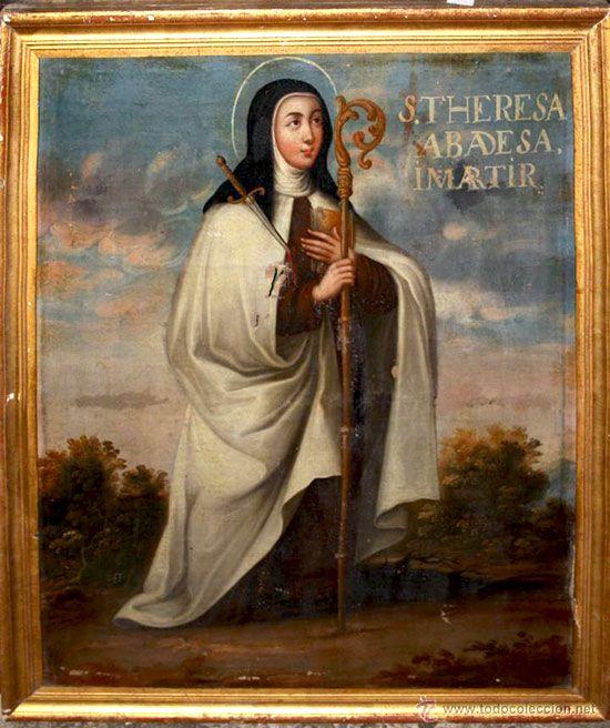Santa Teresa Abadesa