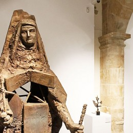 Santa_teresa_estatua_bronce