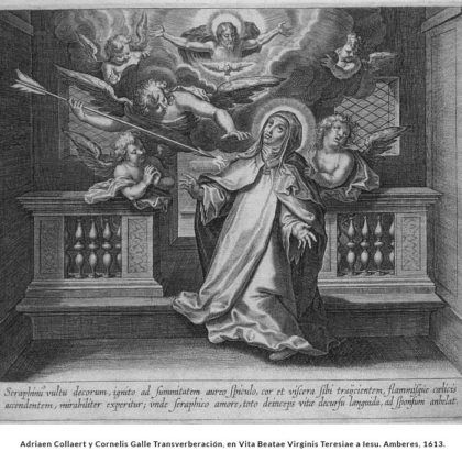 Triduo de la Transverberación de  Santa Teresa de Jesús