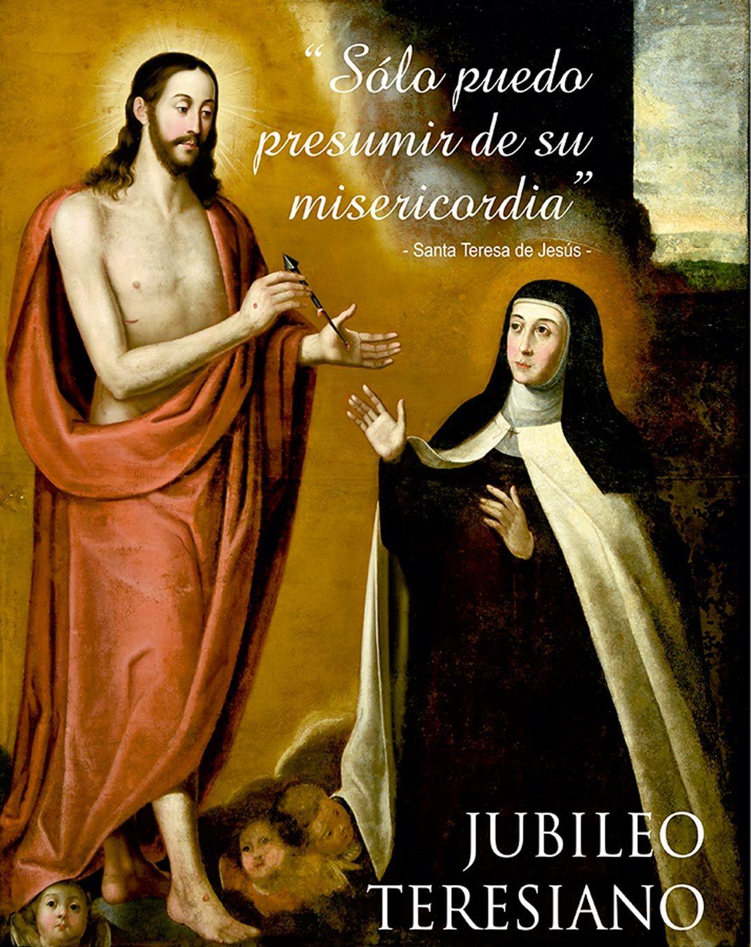 Fiesta y Novena de Santa Teresa de Jesús