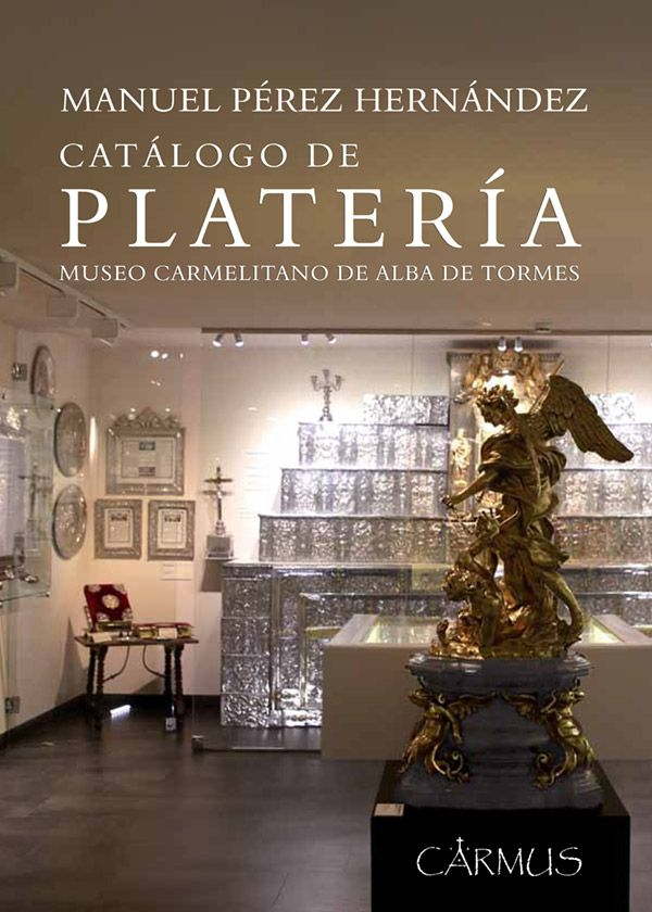 "Próxima presentación del ""Catálogo de Platería"" (Entrada Libre)"